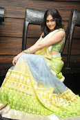 Adah sharma glam pics in saree-thumbnail-13