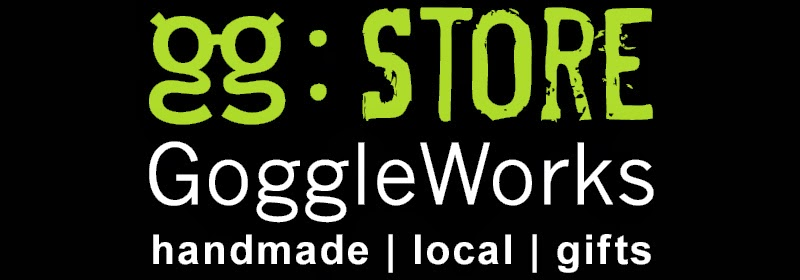 GOGGLEWORKS GALLERY STORE