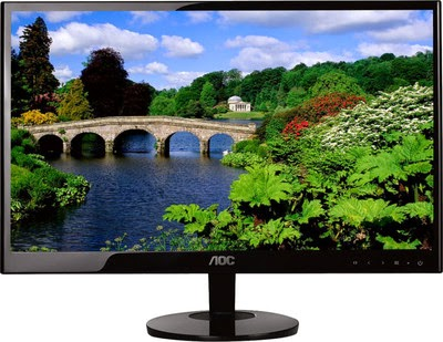 AOC 18.5 inch LED Monitor (E970SWNL) Price, Specification & Review