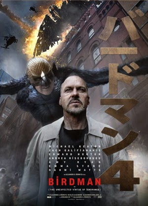 Birdman 2014 poster