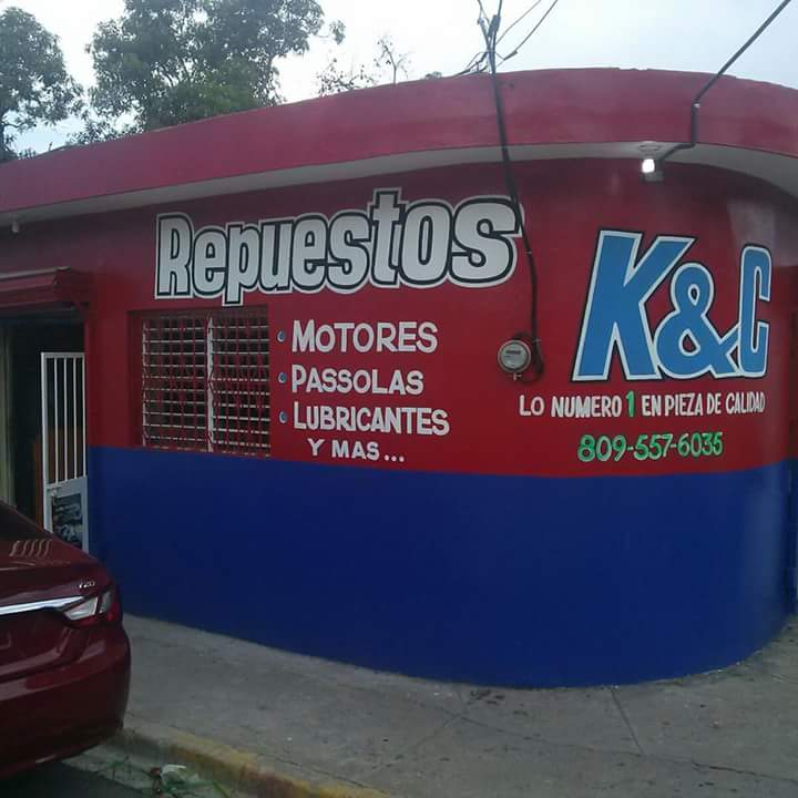 Repuestos K&C Capotillo/sanchez