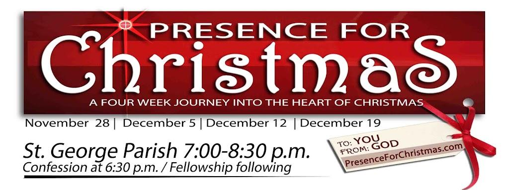 Presence for Christmas