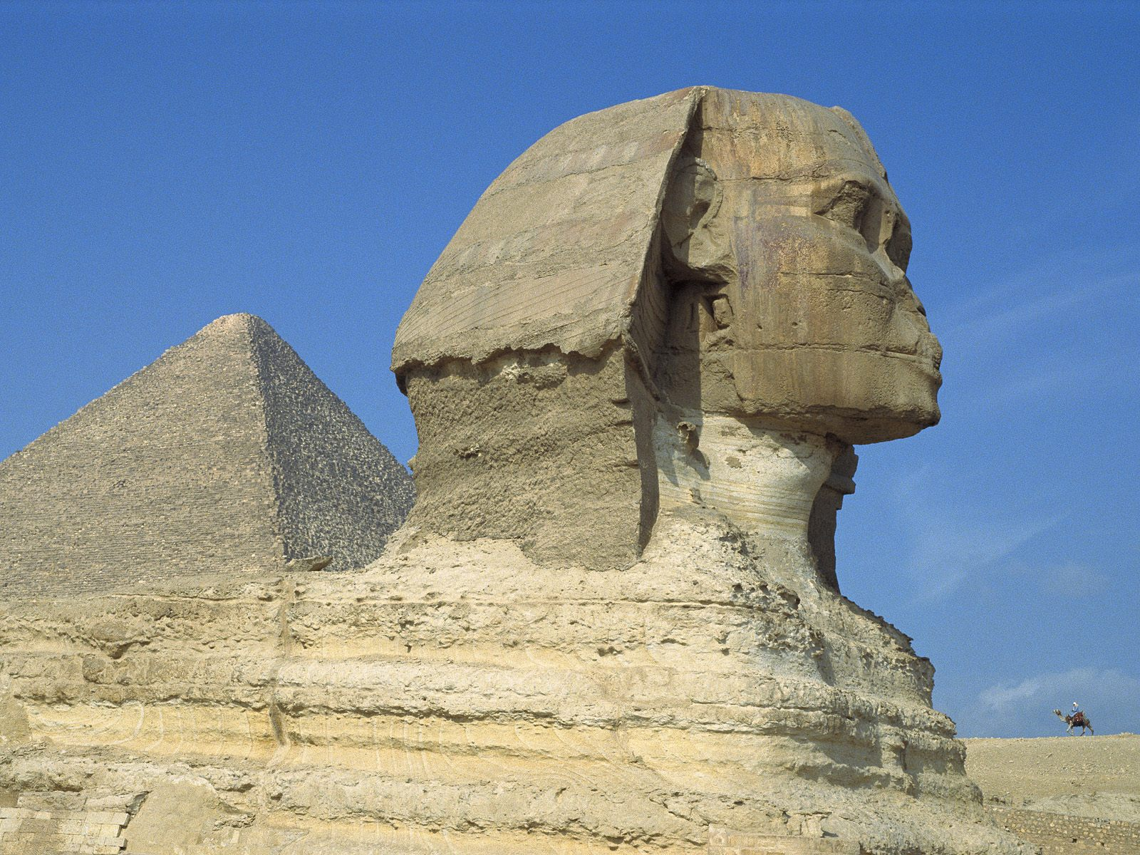 Egypt Pharaonic: pyramids of en giza