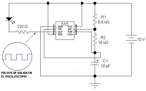 Circuito Eletronico : Circuito eletronico temporizador algo y mas