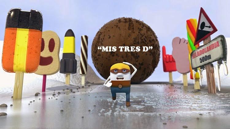 Mis  tres D