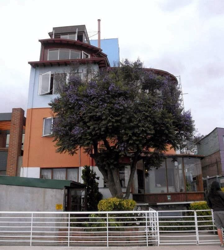 La Sebastiana: Casa de Neruda