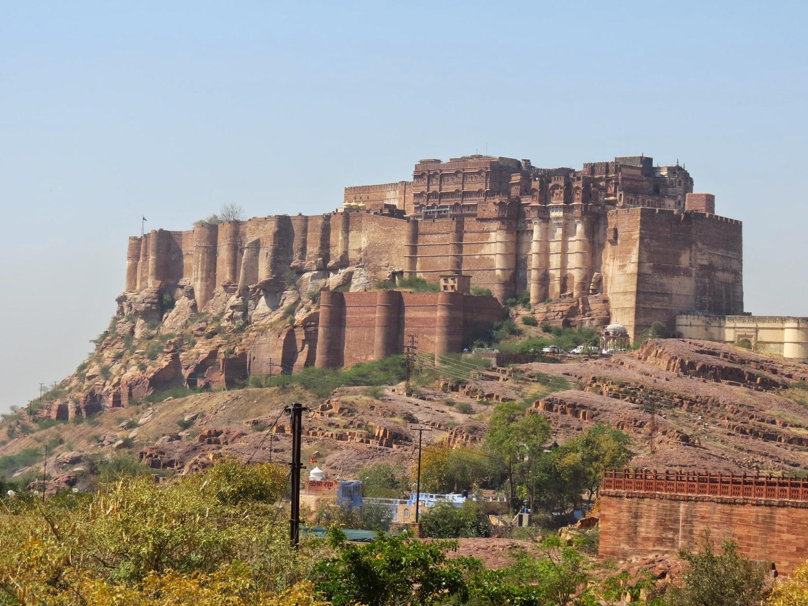 mehrangarh fort, mehrangarh fort jodhpur