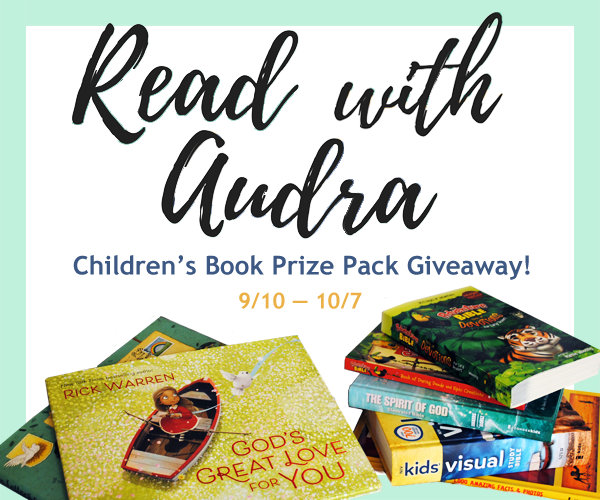 ENTER TO WIN A BIG BOX OF CHILDREN'S BOOKS!