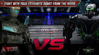 Real Steel v1.2.8 for Android