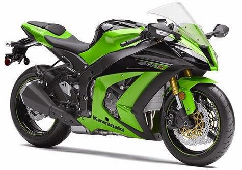 Pricelist Harga Jual Motor Kawasaki Baru Tahun 2015