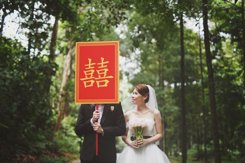 Wedding Sign Wedding MovenPick Herritage Hotel Singapore Photo
