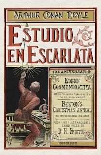 Estudio en Escarlata. Edición conmemorativa