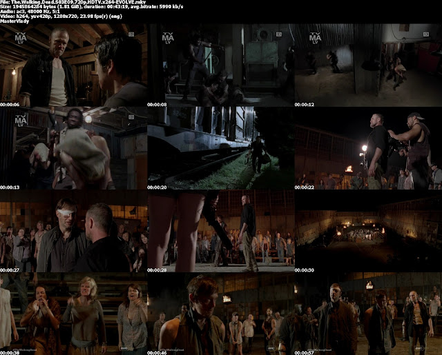 The walking dead s03e09 online dating 3