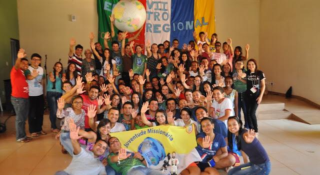 JM do Regional Norte 3 se reúne em Palmas (TO) para formação missionária