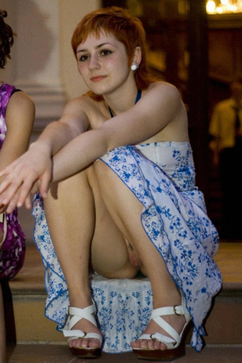 Русские девушки подсмотренно 14 фотография