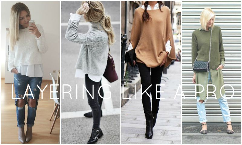 TheBlondeLion Lifestyle Blog 10 things to do in Autumn - 4 wear layers fashion