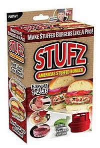 STUFZ BURGER