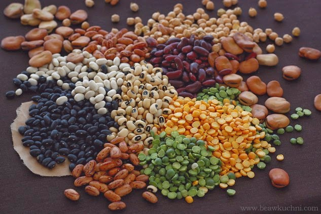 Przegląd wybranych warzyw strączkowych