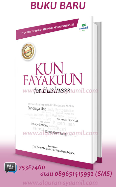 Buku KUN FAYAKUUN for Business