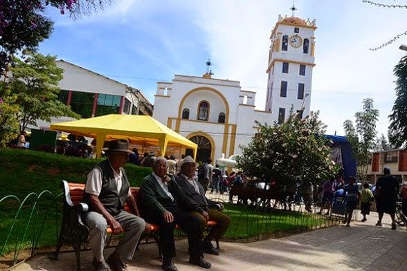 Municipios cochabambinos