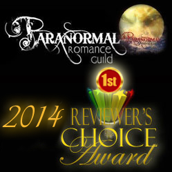 Blood Curse wins 1st for Best Historical Paranormal Novel!