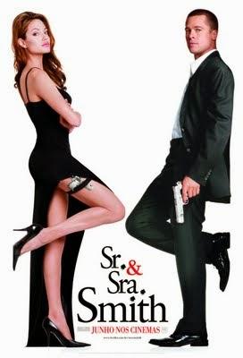 Assistir Filme Sr. e Sra. Smith Dublado Online
