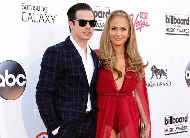 Casper Smart «pega los cuernos» a Jennifer López con modelo transexual