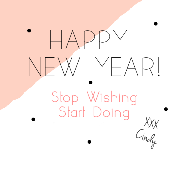 zo mooi blog wishes you a happy New Year, 2015!