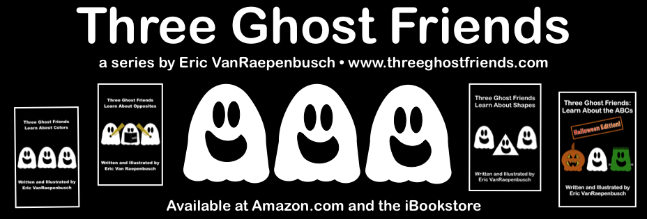 Three Ghost Friends