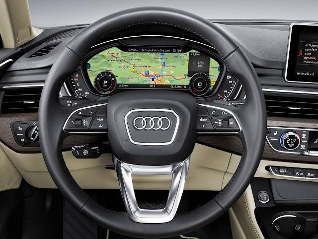 Novo Audi A3 2017
