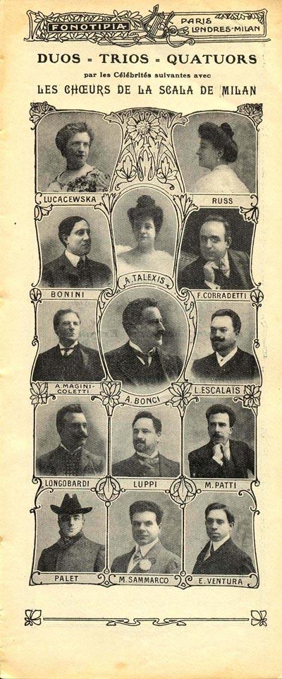 FONOTIPIA SINGERS