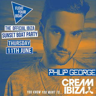 Float Your Boat Official Cream Ibiza Boat Party 2015