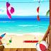 Calm Beach Vectors 1