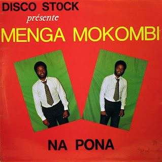 Menga Mokombi - Na Pona,Disco Stock