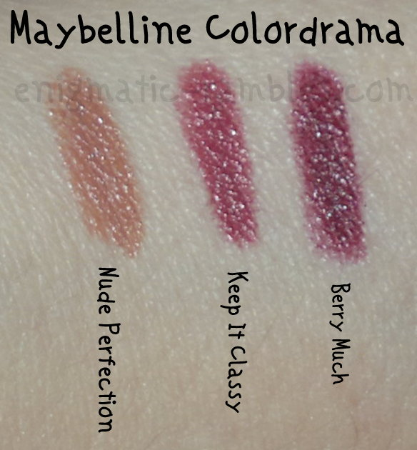 Maybelline-Colordrama-Lip-Pencils-Nude-Perfection-Keep-It-Classy-Berry Much