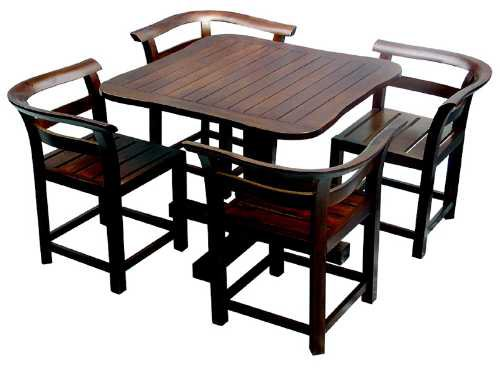 MEJA MAKAN DINING TABLE