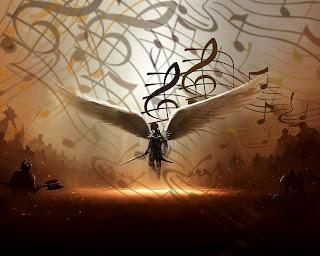 A divina música