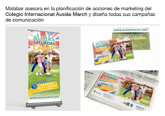 Planificación de acciones de marketing en colegios