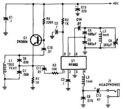 simple metal detector wiring diagram reference rh circuitreference blogspot com hot metal detector wiring diagram safeline metal detector wiring diagram