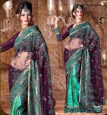 Lehenga-Saree-Designs