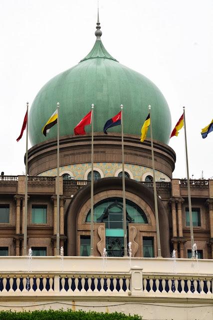 Tasik River Cruise Putrajaya Prime minister office