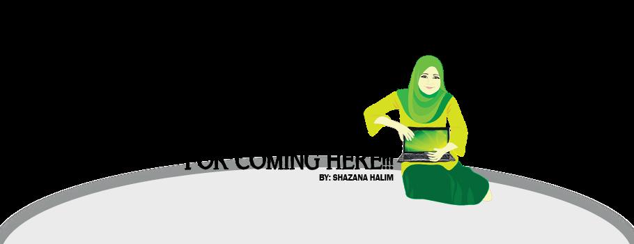 Shazana Halim: