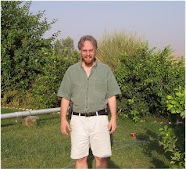 Keith Massey, PhD in Iraq - August, 2004