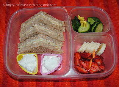 Bento Lunch in Easy Lunch Box