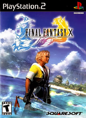 Final Fantasy X PS2 Cover
