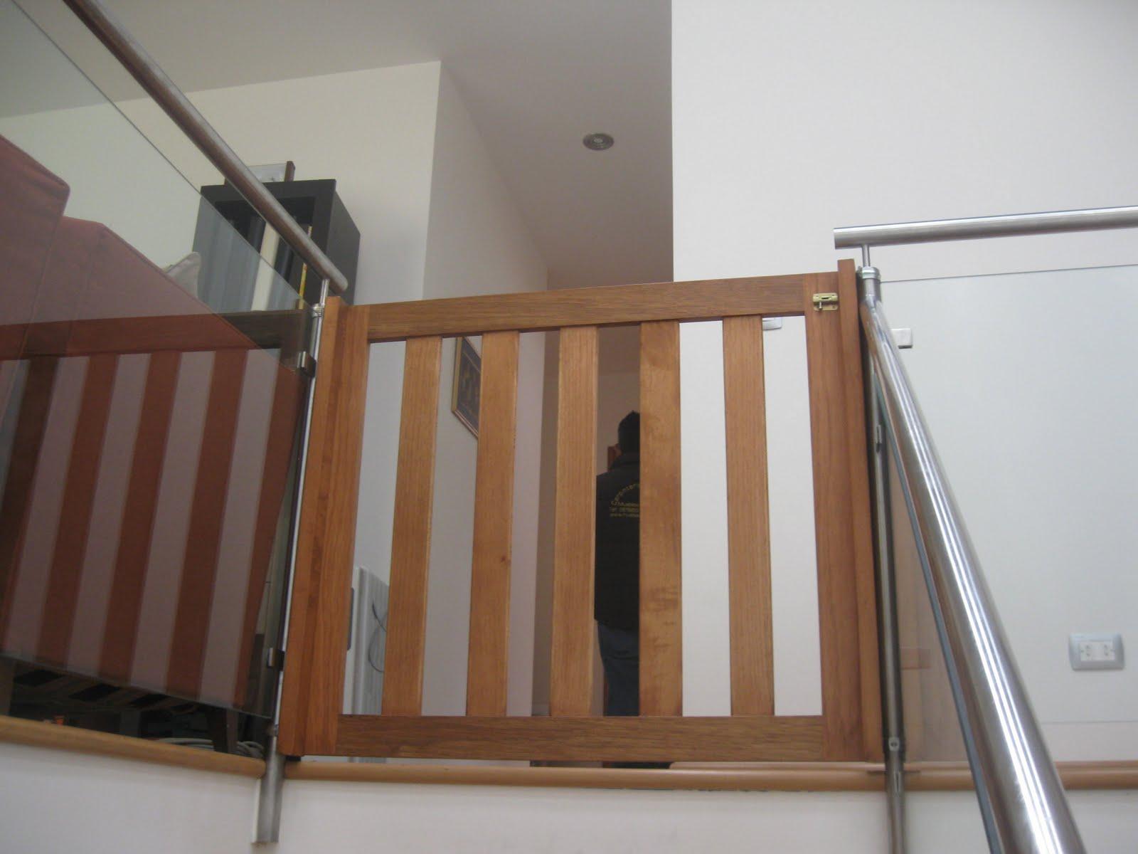 Mallas de seguridad infantil - Puertas de escalera ...