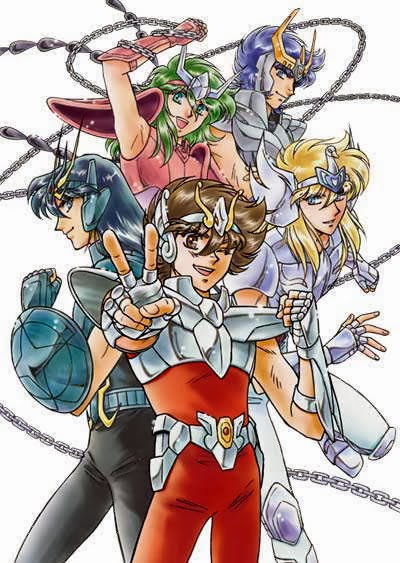 SAINT SEIYA 4EVER