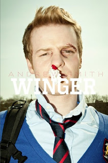 Review of Winger by Andrew Smith published by Simon and Schuster