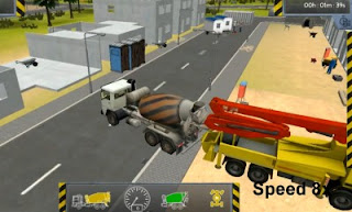 Construction Simulator 2012 demo