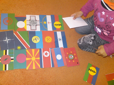 Η σημαία μας και οι σημαίες του κόσμου